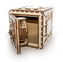 """3D Конструктор """"Сейф"""" от UGEARS - фото 4658"""