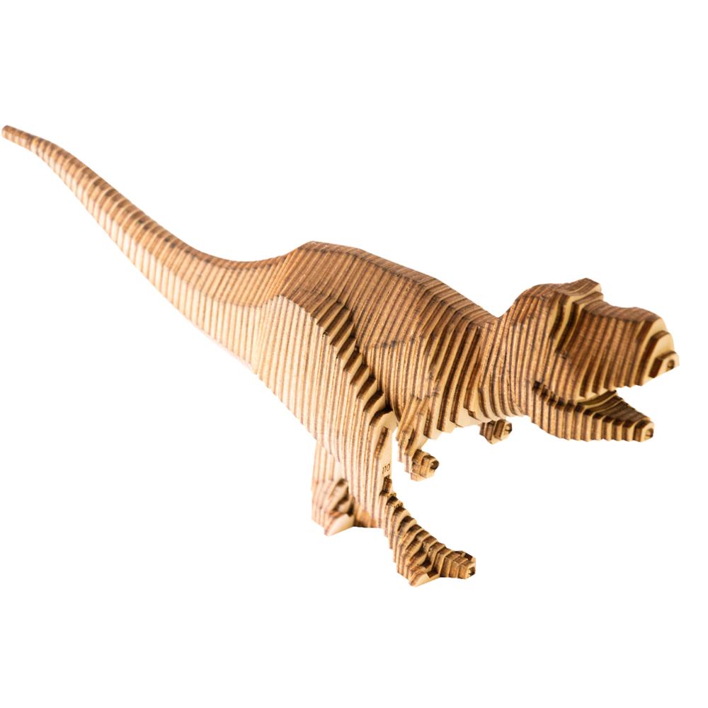 Деревянный конструктор Тираннозавр - фото 5668