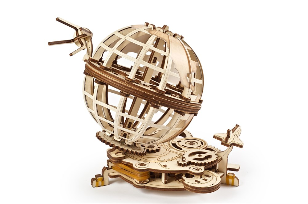 "3D-конструктор UGEARS ""Глобус"" - фото 5911"