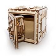 """3D Конструктор """"Сейф"""" от UGEARS"""