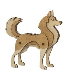 Деревянный конструктор Собака