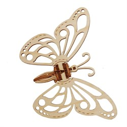 Деревянный конструктор Бабочка