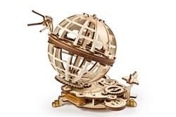 """3D-конструктор UGEARS """"Глобус"""""""