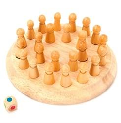 """Шахматы для тренировки памяти """"Мнемоники"""""""